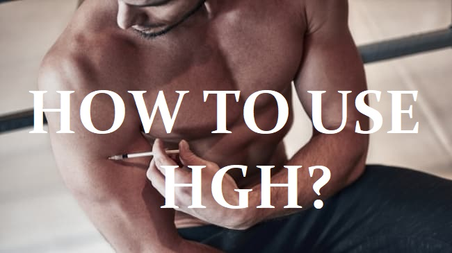 How To Use Human Growth Hormone For Bodybuilding
