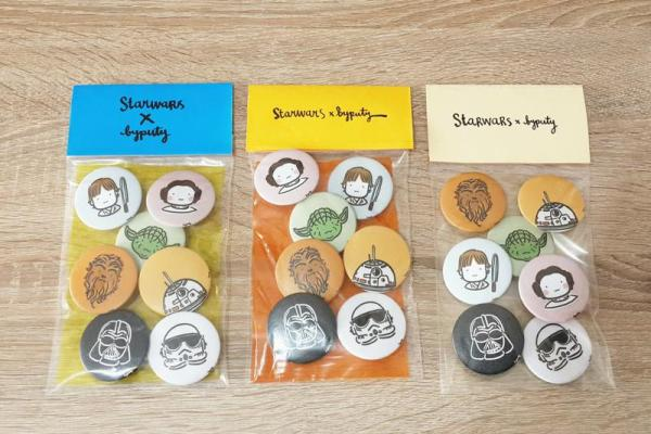 1 pack of 7: IDR 50,000