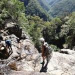 Kalang Falls canyoning