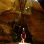 New Years Day canyoning (Coorongooba)