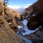 Hidden Falls Canyon (Nevada, USA)
