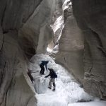 Maligne Canyon and Party Cave (Canadian Rockies)