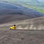 Volcano Boarding (Nicaragua)