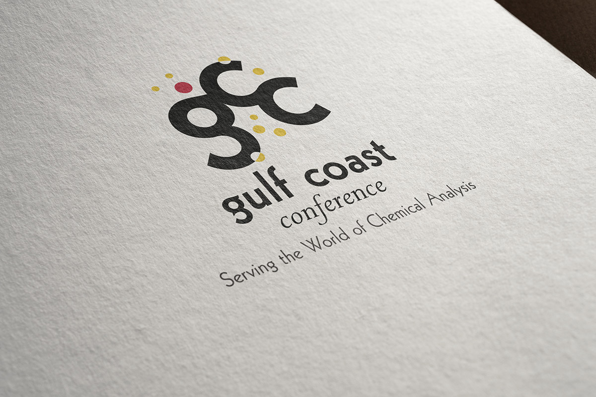 Gulf Coast Conference logo mockup
