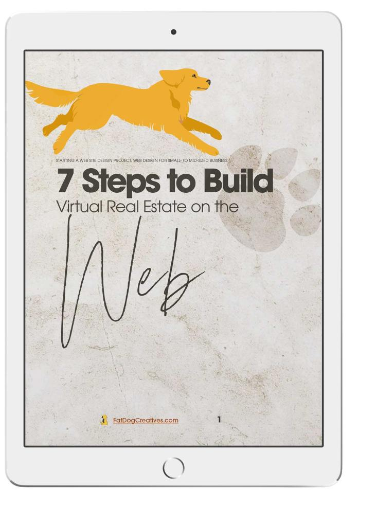 7 Steps to Building Virtual Real Estate on the Web