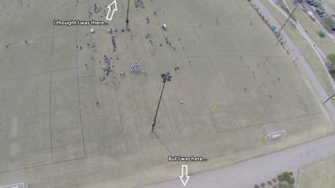 Soccer Field Persptive