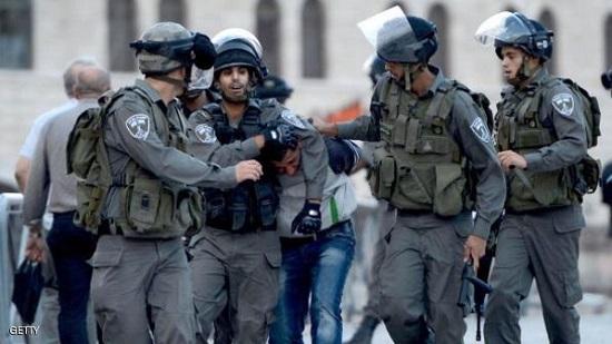 الاحتلال يعتقل 5 مواطنين من الخليل