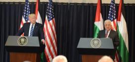 فيديو /// الرئيس يؤكد التمسك بالثوابت الوطنية خلال لقائه ترامب