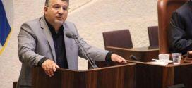 النائب جبارين يحمّل الحكومة الإسرائيلية المسؤولية عن إرهاب المستوطنين