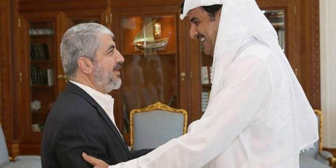 الدوحة والانقسام الفلسطيني