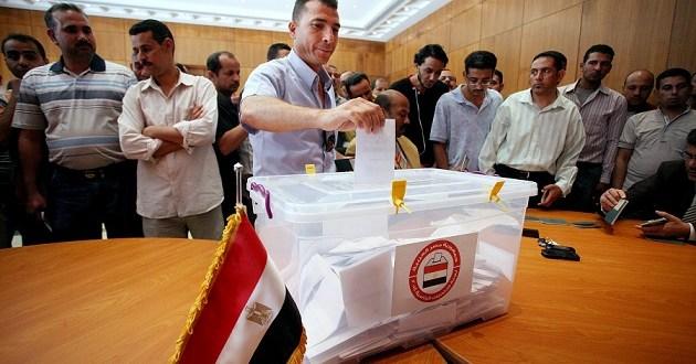 Mideast Jordan Egypt Elections