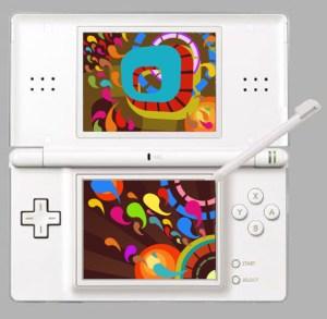 Ubisoft : Nintendo DS graphic