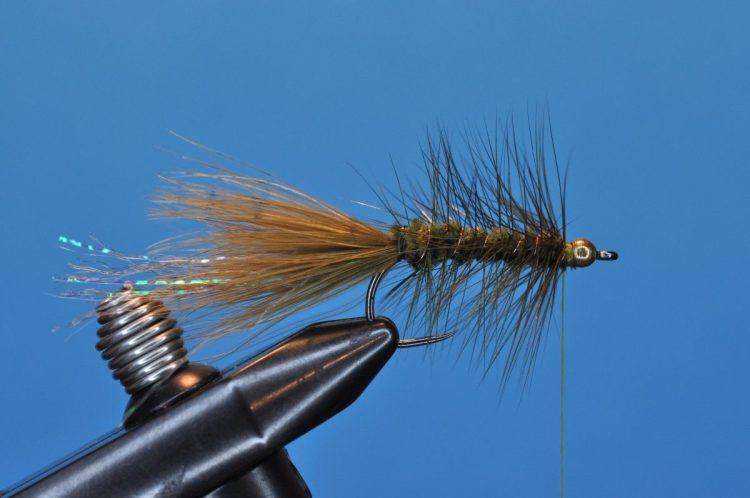 Woolly Bugger Fly Step-by-Step