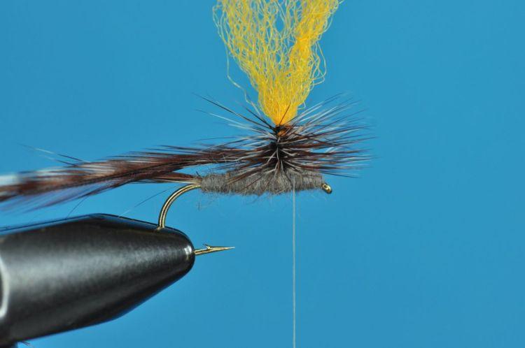 Parachute Adams Fly Step-by-Step