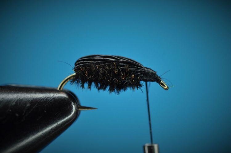 Deer Hair Beetle Step-by-Step