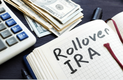 IRA rollover is a must when  you leave your job