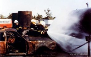 Warren Rodwell Firefighting 1992