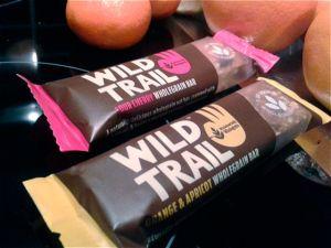 Wild Trail wholegrain bars