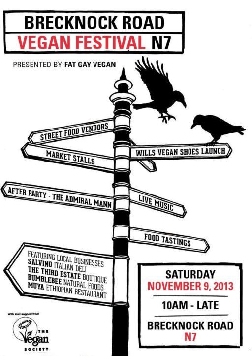 Brecknock Road Vegan Festival