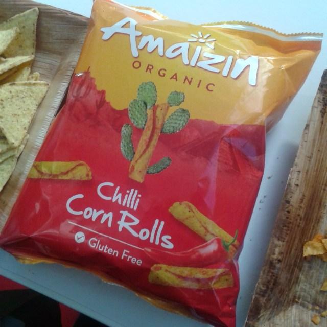 corn rolls