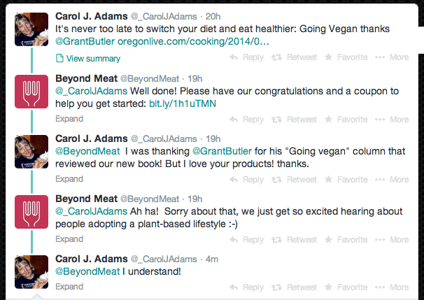 Beyond Meat blunder