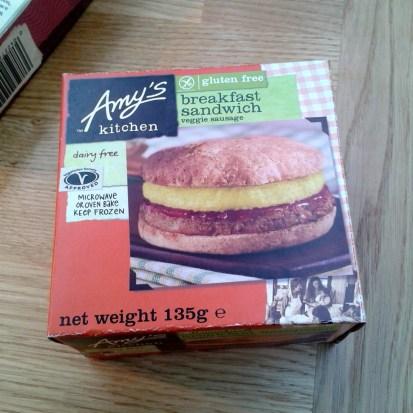 amys sandwich