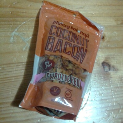 coconut bacon