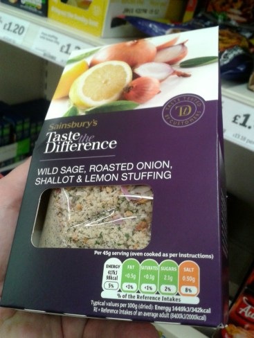 sage onion shallot lemon