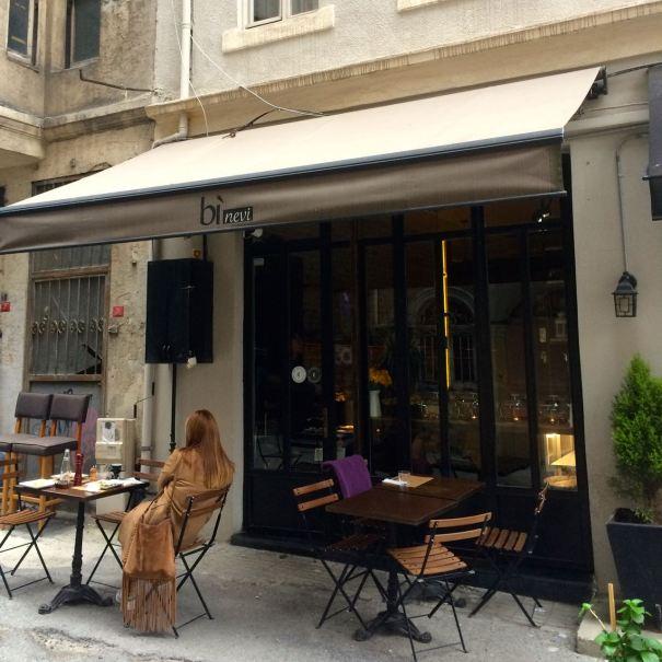 Bi'Nevi Vegan Restaurant in Istanbul