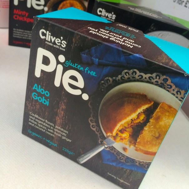 Clives pies at Just V Show