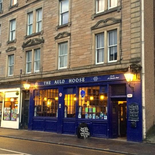 The Auld Hoose Edinburgh