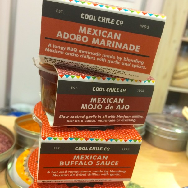 cool chile sauce pots