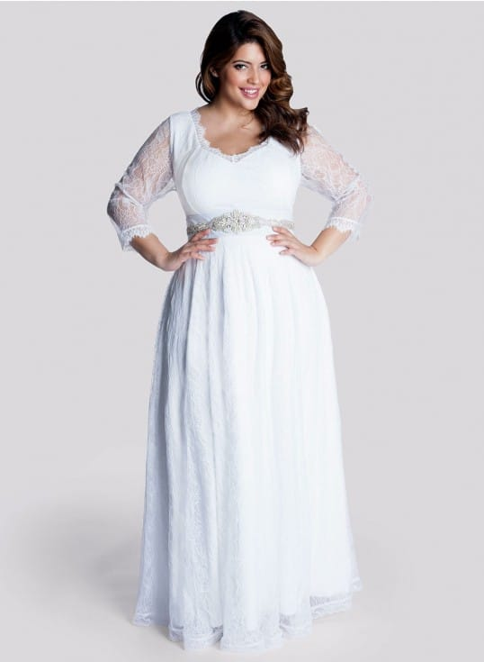 Plus Size Wedding Series Where To Shop For The Plus Size Bride Fat Girl Flow