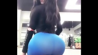 Chinese girl with nice ass part 4