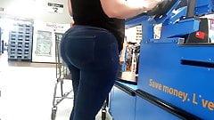 Insane fat ass
