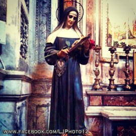 Saint Rita - Rome, Italy