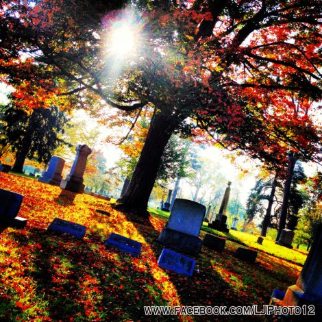 cemetery fall 13