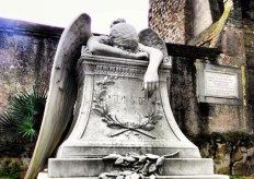 Protestant Cemetery - Rome, Italy