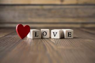 Valentine's Day Laura Bock writer