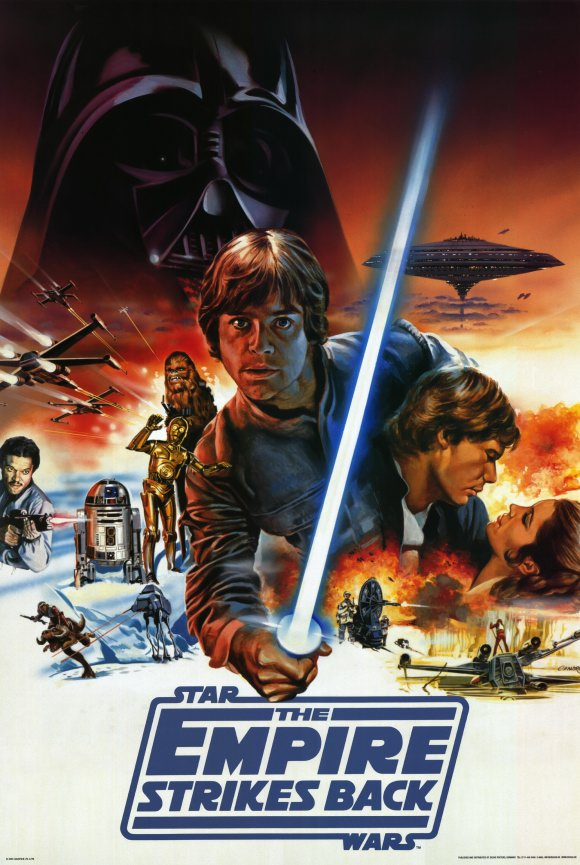 The Empire Strikes Back V