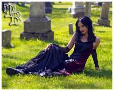 Tragic Beauty Productions photography Laura Bock gothic
