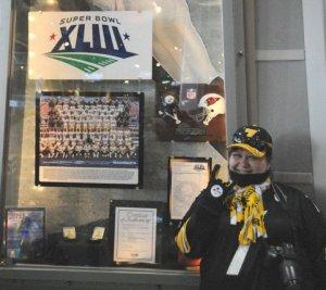 SixBurgh trophy SB XLIII