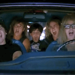 Car Blasting Tunes – 70's & 80's Rock [mix tape]