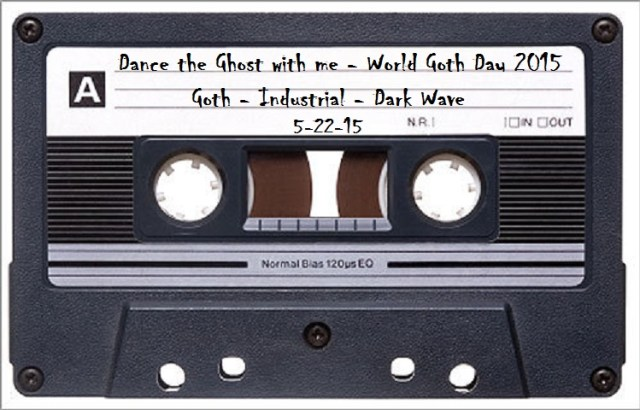 dance the ghost with me world goth day 2015