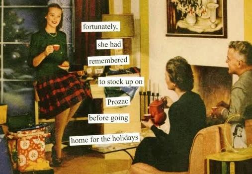 dysfunctional christmas