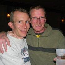 Charlie & Kevin 2010