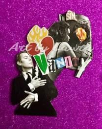 vanity seven deadly sins of goth Peter Murphy