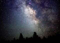 too dark sky stars