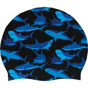 Shark swimming hat