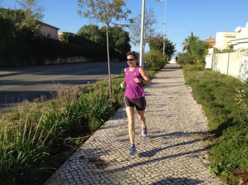 Poppy running